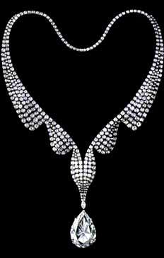 naszyjnik z diamentem