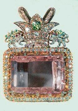 irański diament