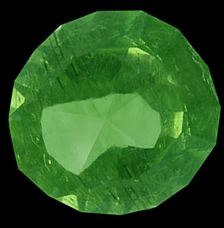 Apatyt zielony