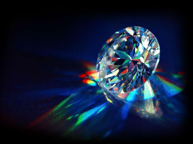 idealny szlif diamentowy