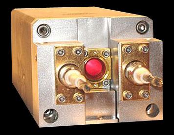 rubinowy laser