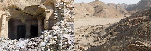 kopalnie szmaragdów w Egipcie