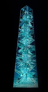 kryształ akwamarynu
